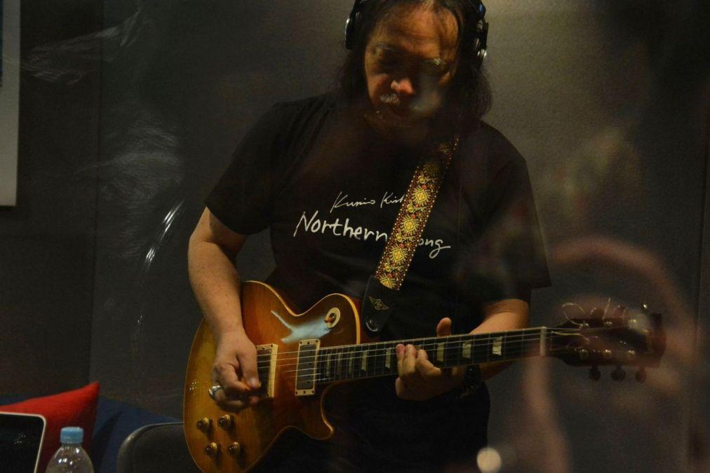 Kunio Kishida,  Japanese musician with a southern rocksoul!!
