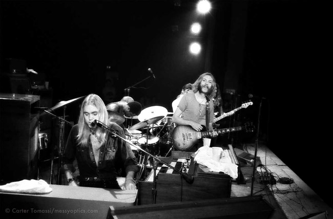 Gregg and Duane Allman, July 4, 1971