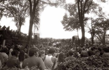 Piedmont Park crowd, 1970