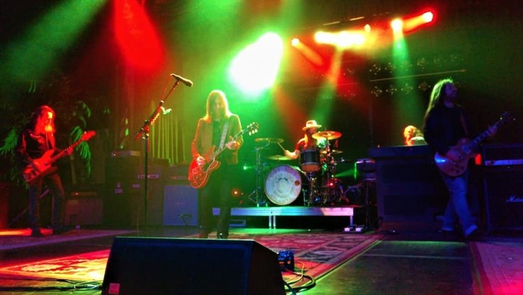 Blackberry Smoke @ Surf Ballroom 4/20/2018