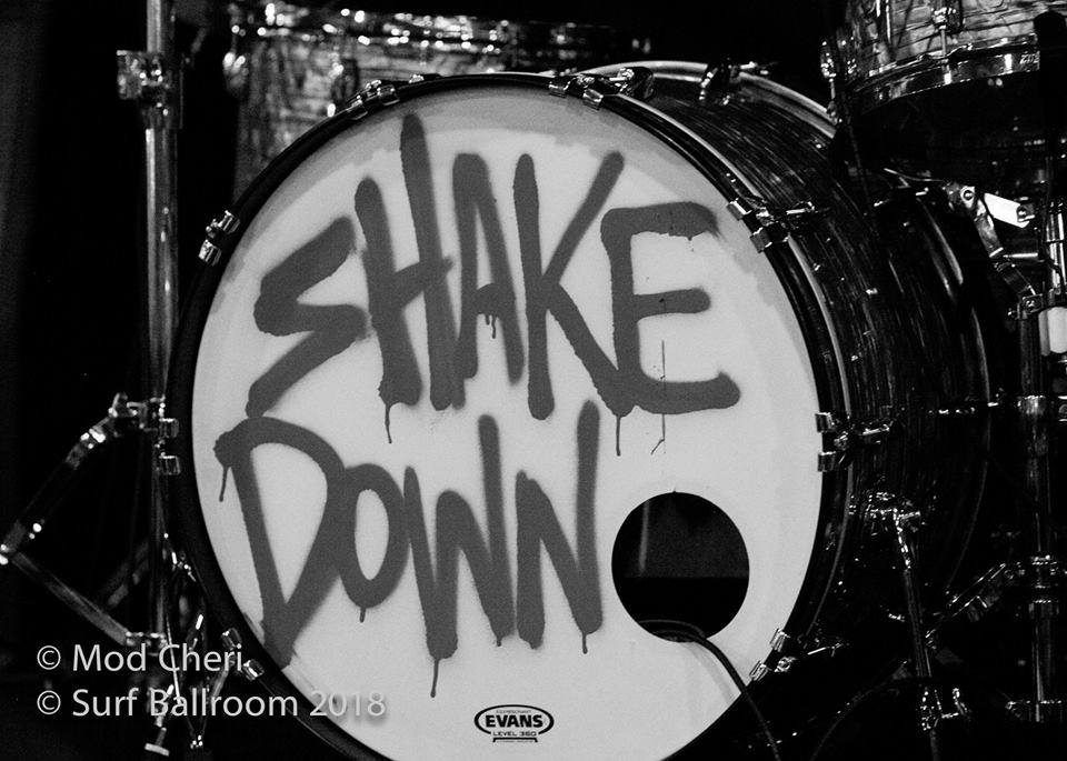 A quick conversation with Caleb Crosby from Tyler Bryant and the Shakedown.