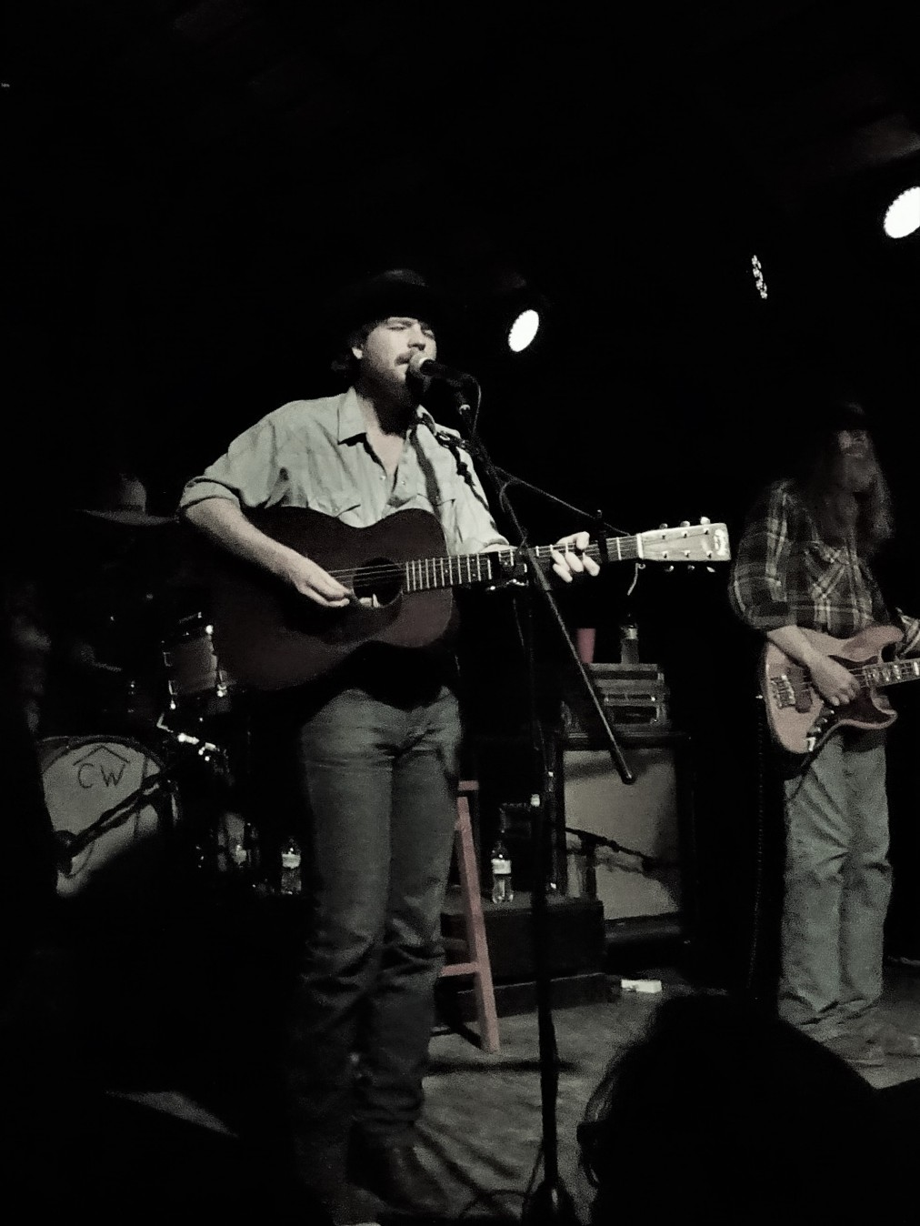 Ian Noe and Colter Wall.