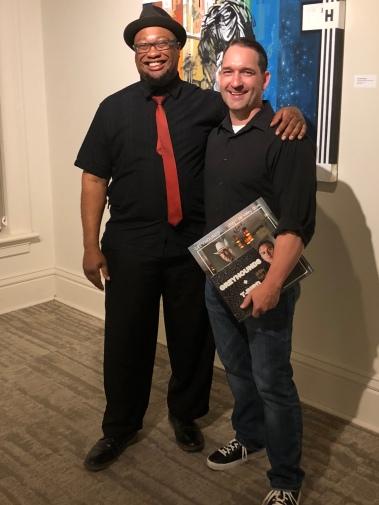 Ed Miles & Jeremy GLazier