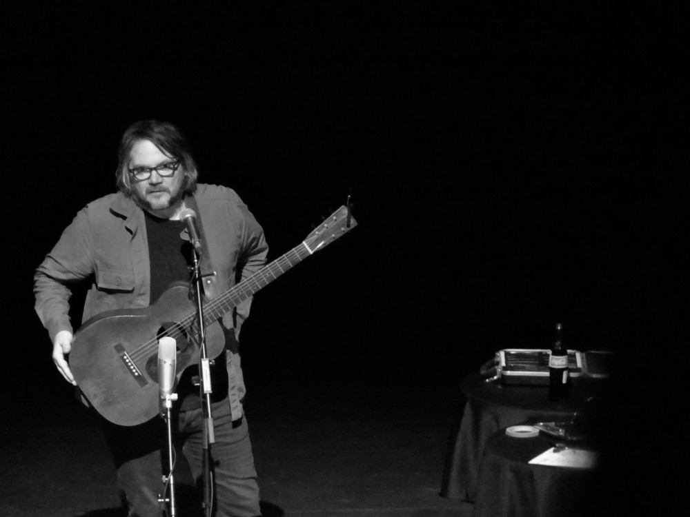 Jeff Tweedy at The Englert