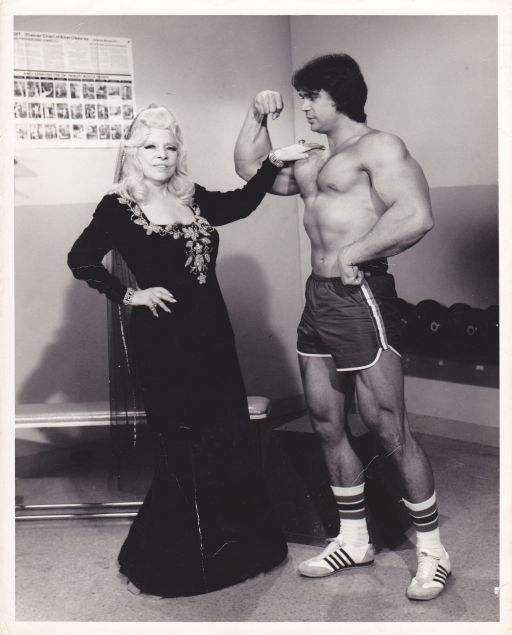 Mae West & Denny Gable