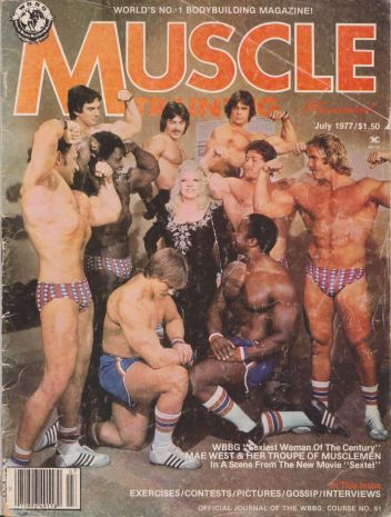 Muscle Training July 1977